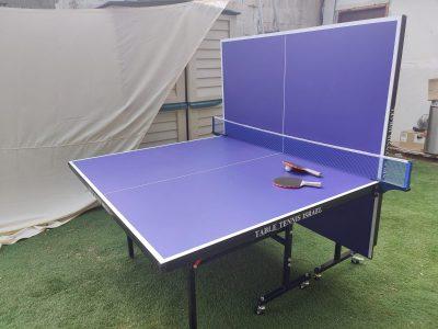 שולחן טניס שולחן פנים