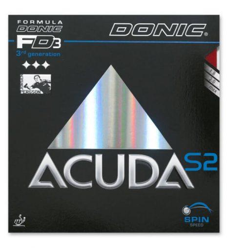Donic Acuda S2 – גומי טניס שולחן אקודה אס 2 של דוניק