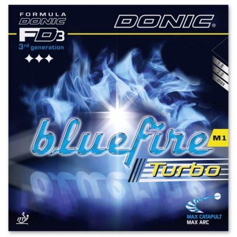 Donic Bluefire M1 Turbo – גומי טניס שולחן בלופייר M1 טורבו של דוניק