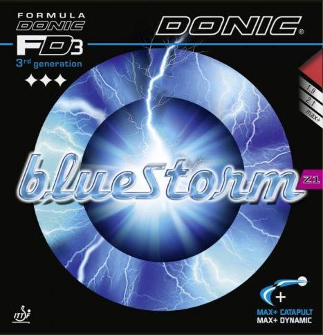 Donic Bluestorm Z1 – גומי טניס שולחן בלוסטרום של דוניק