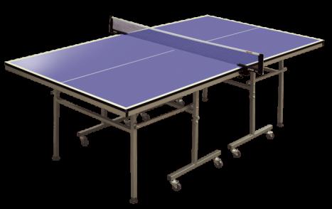 שולחן טניס שולחן מיני מתקפל תוצרת dhs