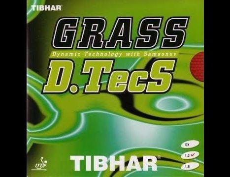 Tibhar Grass D.TecS – גומי קוצים ארוכים