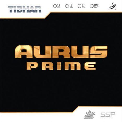 Tibhar Aurus Prime- גומי טניס שולחן אורוס פריים